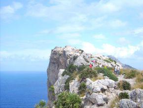 Wanderung zum Cap Formentor