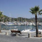 Die Gemeinde Andratx auf der Insel Mallorca