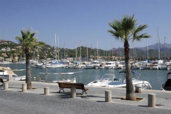 Jachthafen von Port d'Andratx
