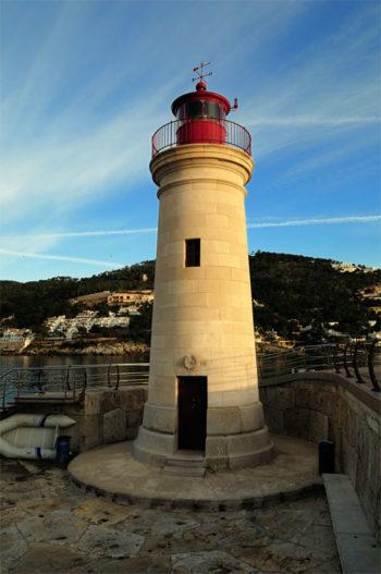 Leuchtturm bei Andratx