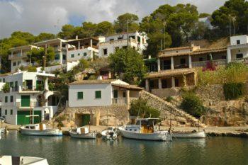 Cala Figuera auf Mallorca