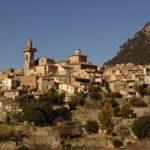 Die Gemeinde Valldemossa auf der Insel Mallorca