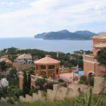 Der Ferienort Santa Ponca auf der Insel Mallorca