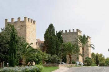 Stadtmauer von Alcudia