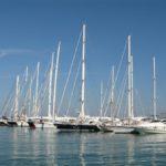 Der OrtS'Arenal auf der Insel Mallorca