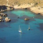 Der Ferienort Cala d'Or auf der Insel Mallorca