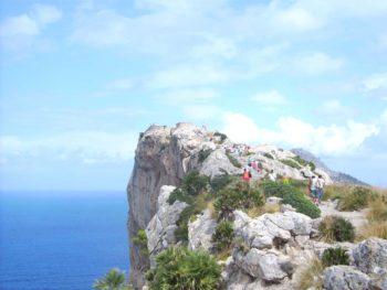 Beliebtes Ausflugziel auf Mallorca: Das Cap Formentor